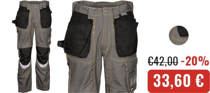 PANTALONI COFRA EINDHOVEN - Crucitti Workwear