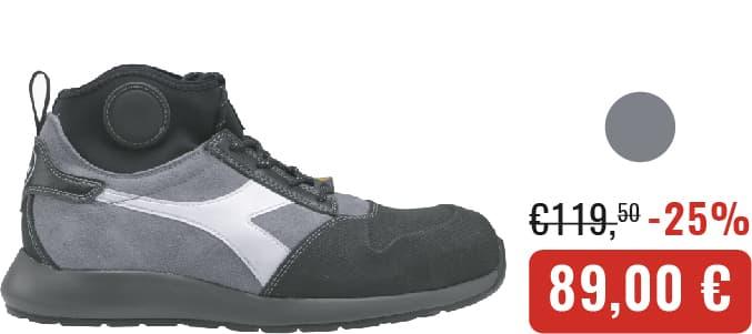 DIADORA D-LIFT SOCK PRO S3 - Crucitti Workwear