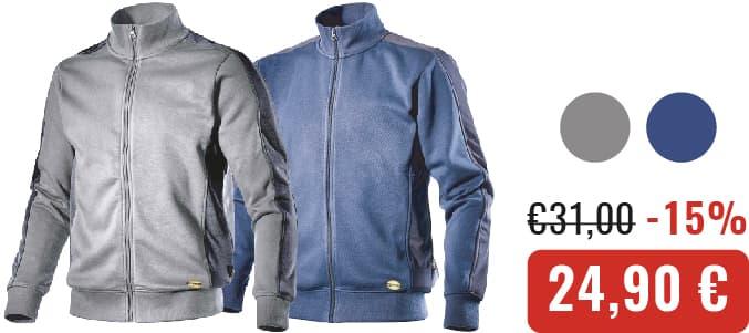 FELPA DIADORA ARMERIC - Crucitti Workwear