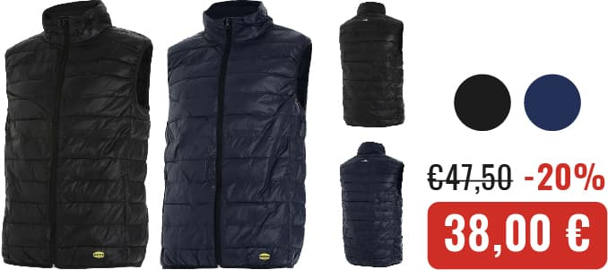 GILET DIADORA SMART - Crucitti Workwear