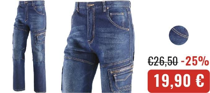 JEANS RIDER GB - Crucitti Workwear