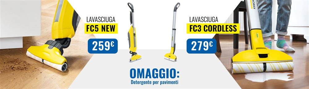 Lavasciuga Cordless New  - Crucitti Work