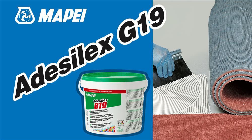 Adesilex G19 - Adesivi Crucitti Work