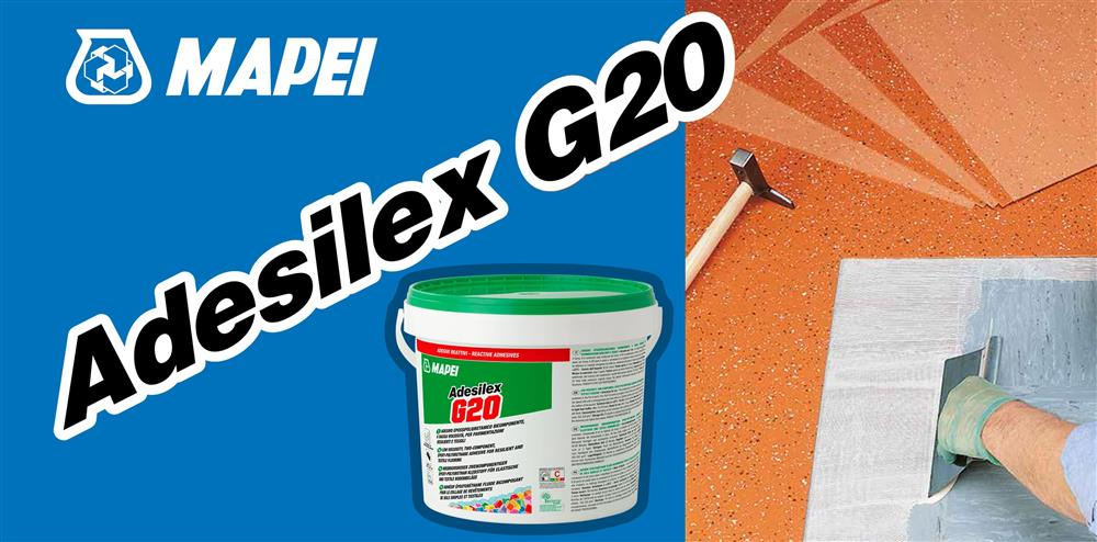 Adesilex G20 - Adesivi Crucitti Work