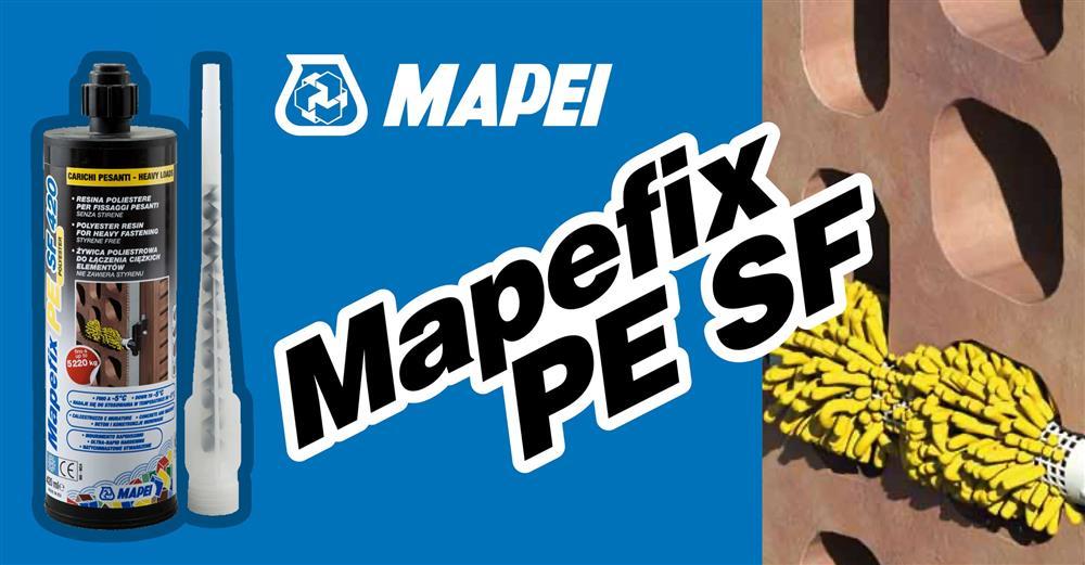 Mapefix PE SF - Fissaggi Crucitti Work