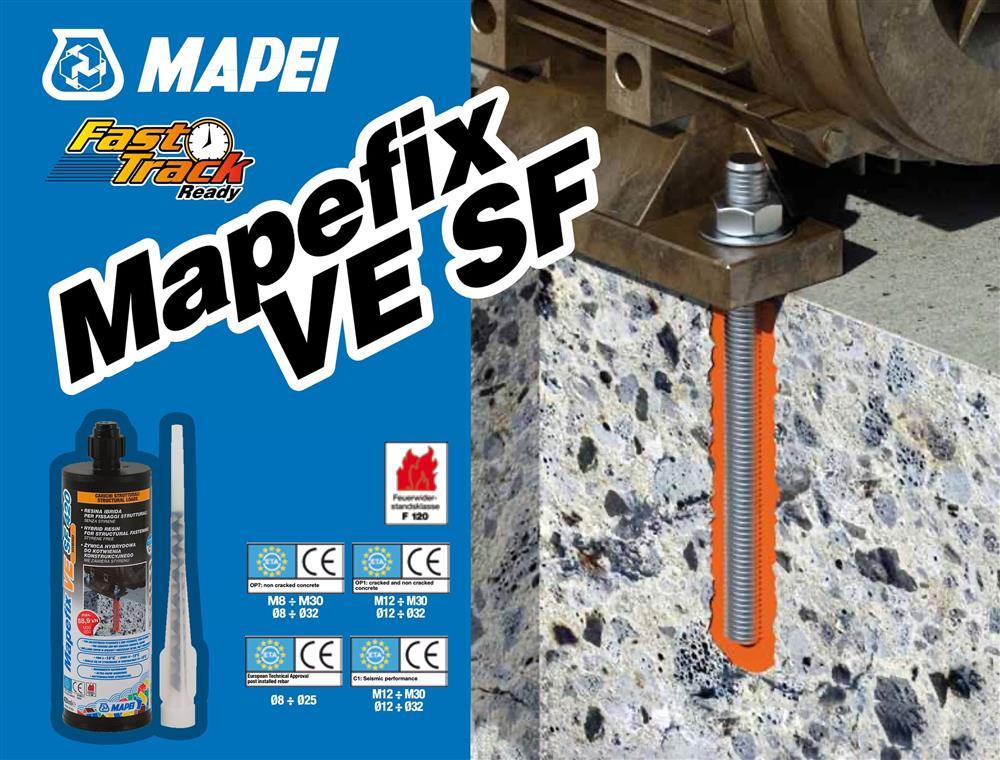 Mapefix VE SF - Fissaggi Crucitti Work