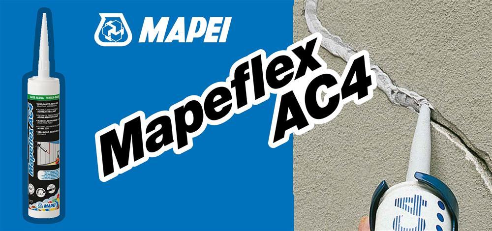 Mapeflex AC4 - Sigillanti Crucitti Work