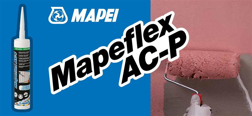 Mapeflex AC-P - Sigillanti Crucitti Work