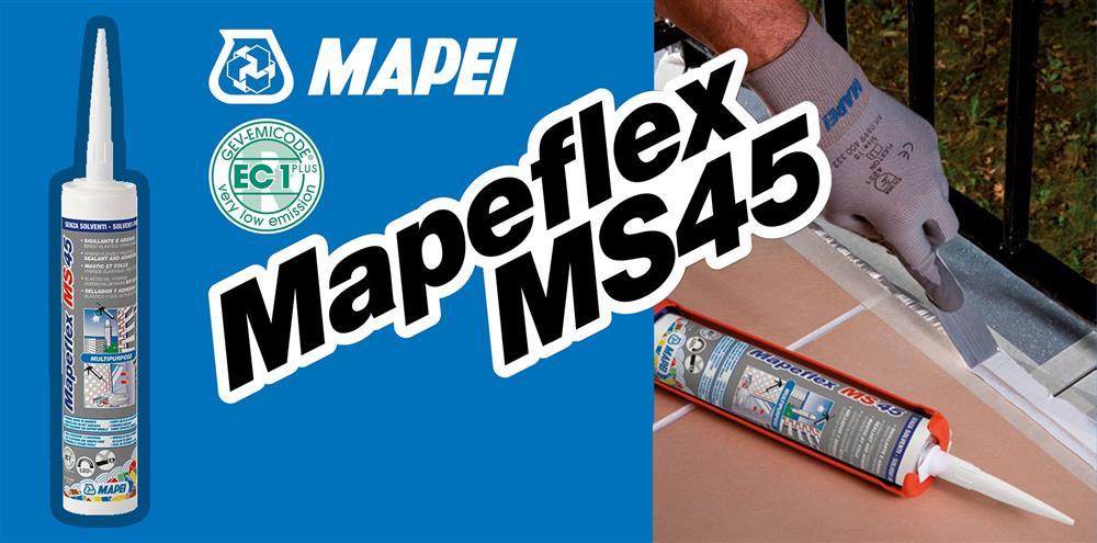 Mapeflex MS45 - Sigillanti Crucitti Work