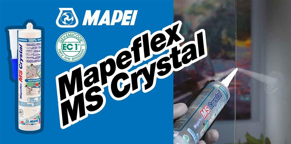 Mapeflex MS Crystal - Sigillanti Crucitti Work