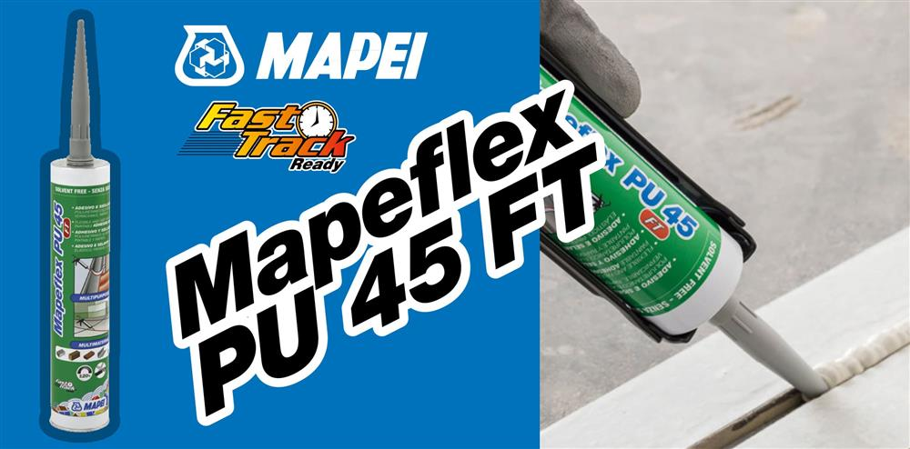 Mapeflex PU 45 FT - Sigillanti Crucitti Work