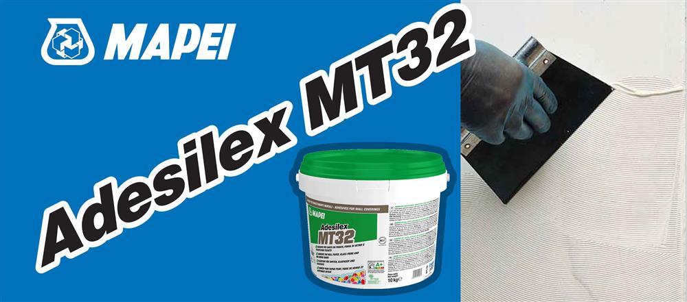 Adesilex MT32 - Adesivi Crucitti Work