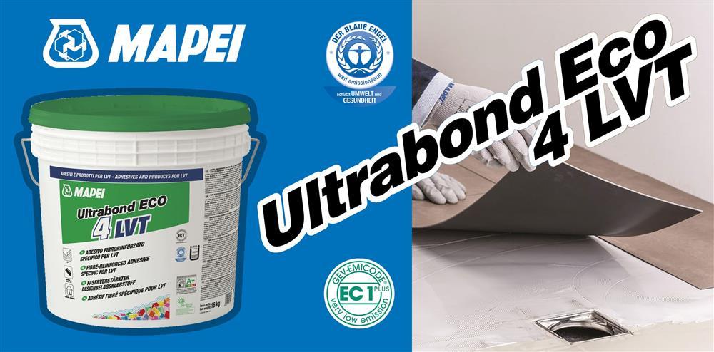 Ultrabond Eco 4LVT - Adesivi Crucitti Work