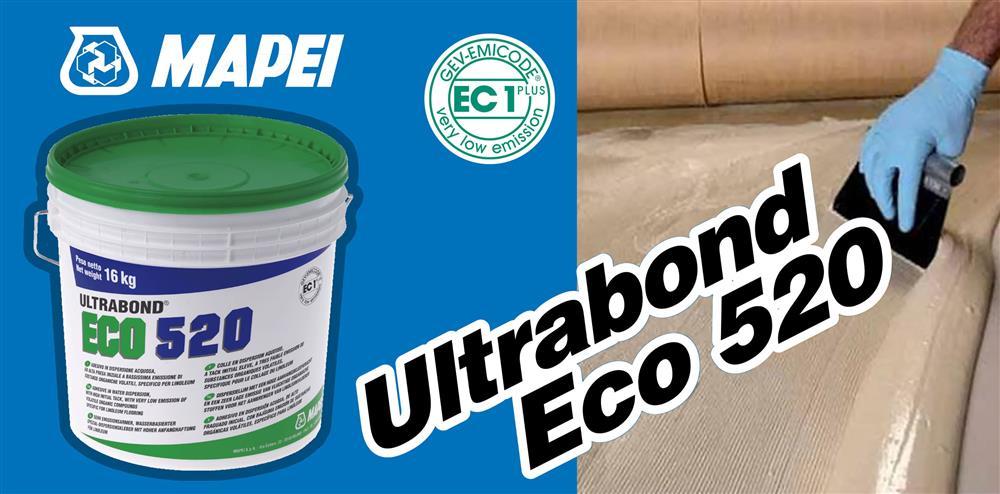 Ultrabond Eco 520 - Adesivi Crucitti Work