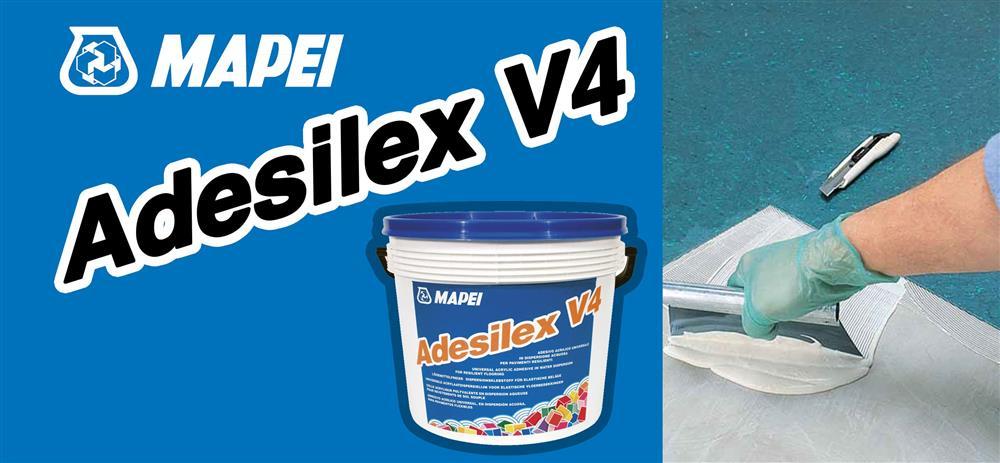 Adesilex V4 - Adesivi Crucitti Work