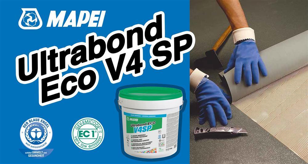 Ultrabond Eco V4 SP - Adesivi Crucitti Work