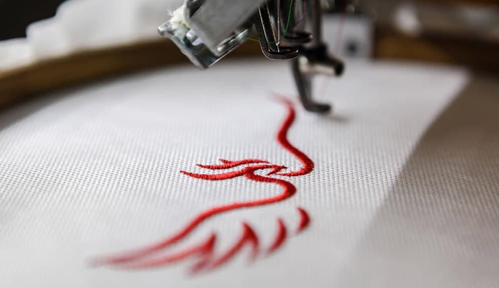 Ricamo logo - Crucitti Workwear