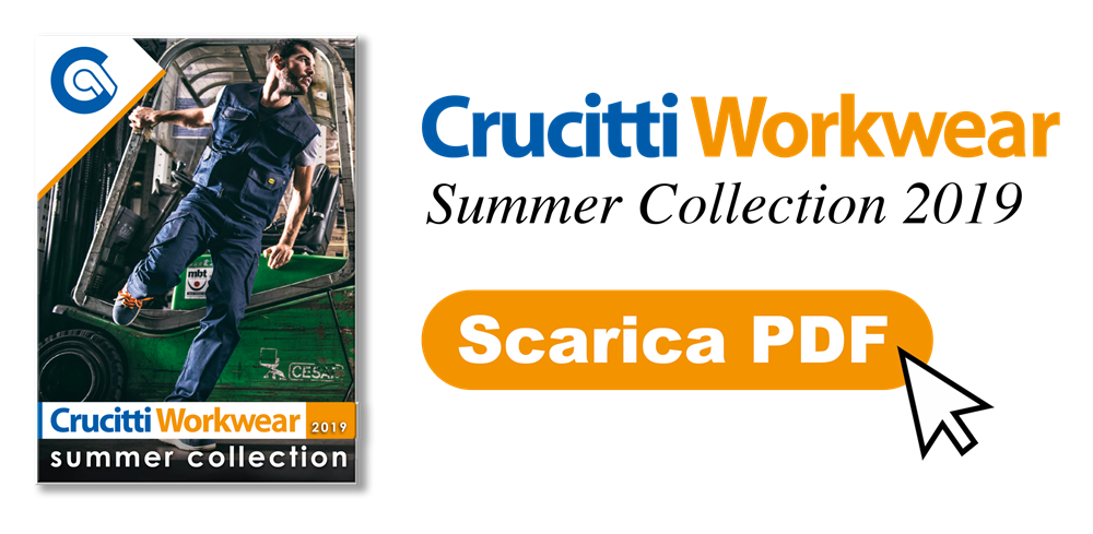 Catalogo Summer Collection 19 - Crucitti Workwear