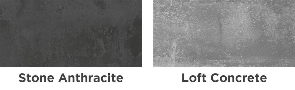 Stone Anthracite-Loft Concrete