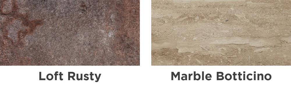 Loft Rusty-Marble Botticino
