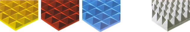 Colori Mappysil Piramidale