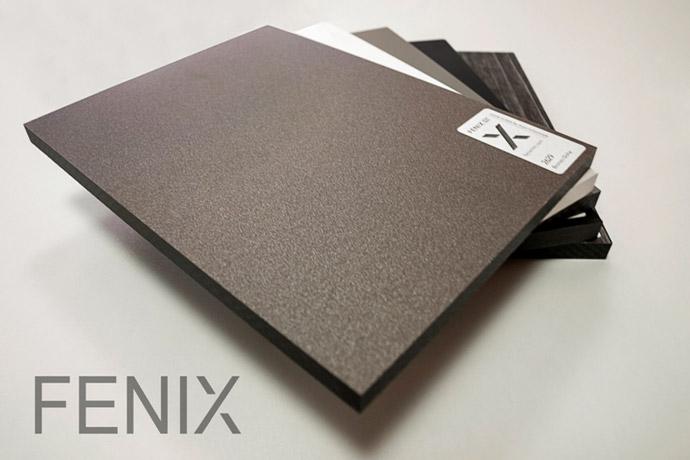 Fenix NTM - laminati plastici decorativi