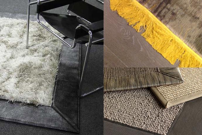 realizzazione tappeti moderni su misura
