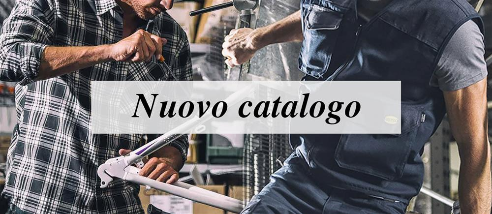 Crucitti Workwear Catalogo