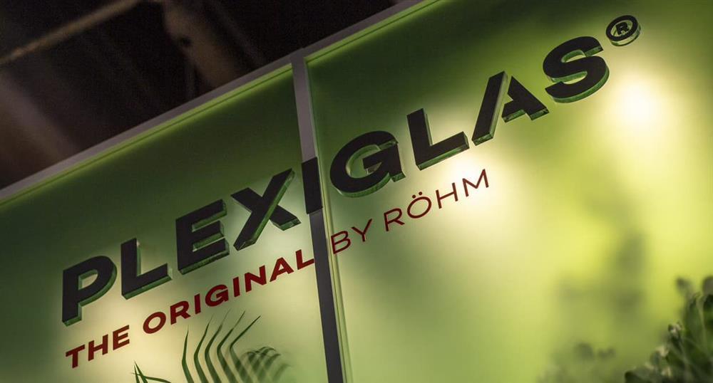 Plexiglas by rohm