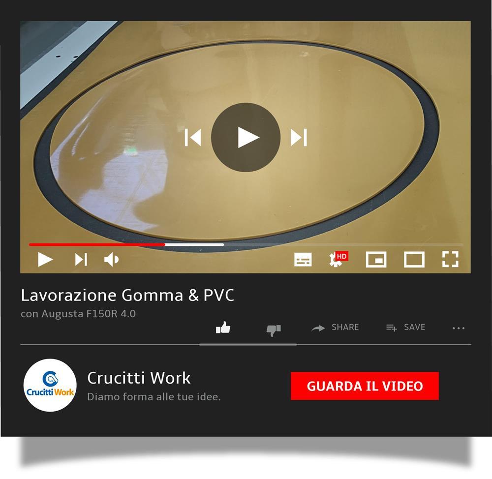 Lavorazione Gomma & PVC
